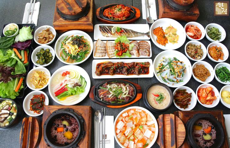 It's easy to see why Korean food's popularity is on the rise.