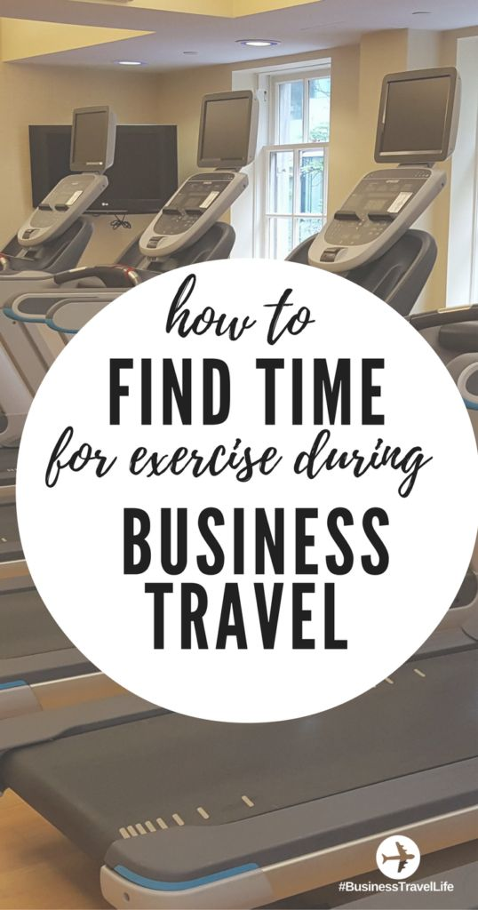 Business Travel can be really busy! See 10 tips for finding time to workout during your next trip!    https://businesstravellife.com/travel-fit-tips-find-time-to-exercise-during-business-travel/