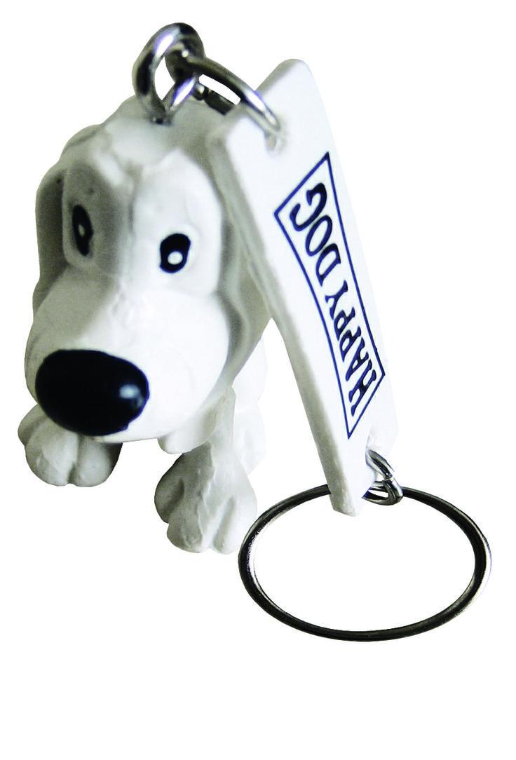 Happy Dog Key Holder