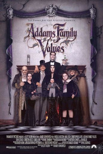 Addams Family Values  A really good remake 4****