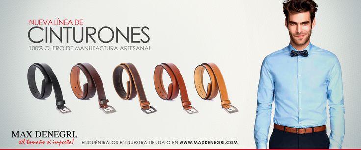 Cinturón 100% cuero y artesanales para complementar tus 7cms de altura y estilo