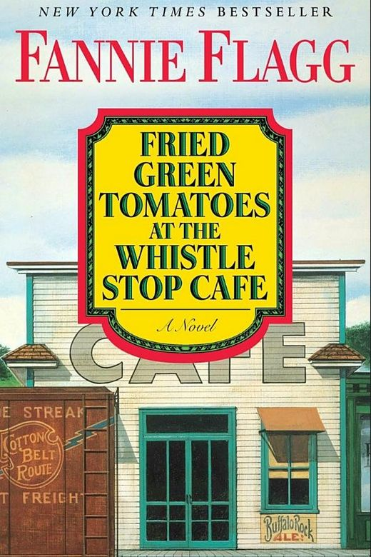 Fried Green Tomatoes at the Whistle Stop Cafe by Fannie Flagg - Books Every Southerner Should Own - Southernliving. Buy it: $26, amazon.com  Generations of Southerners fell in love with Fannie Flagg's story and the film that followed. Add both to your shelves and pull them out when you need a strong tug on your heartstrings.
