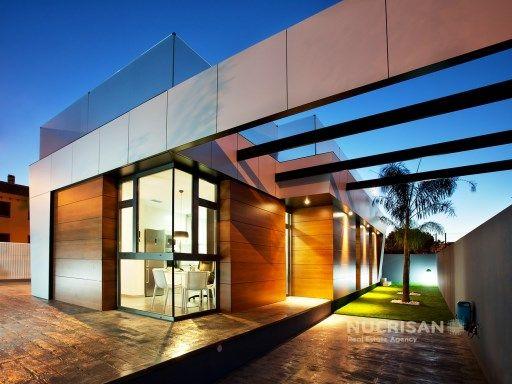 Villas Independientes en Pilar de Horadada Alicante Costa Blanca | 3 Habitaciones | 2WC