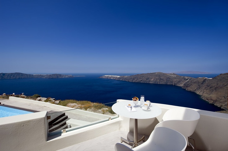 Image detail for -... romantic accommodation | Avaton honeymoon suite | santorini suites