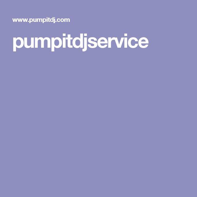 pumpitdjservice