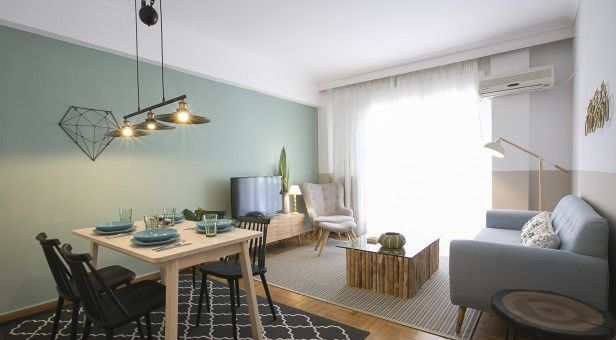 Stylish Downtown Apartment in Thessaloniki, Feels Like Home