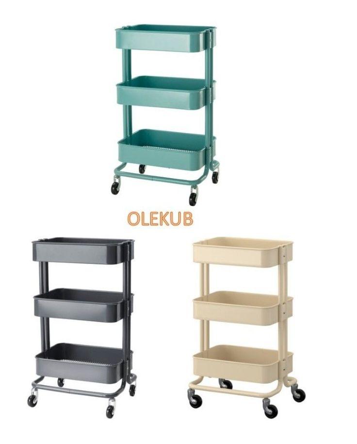 The 25 Best Ikea Utility Cart Ideas On Pinterest