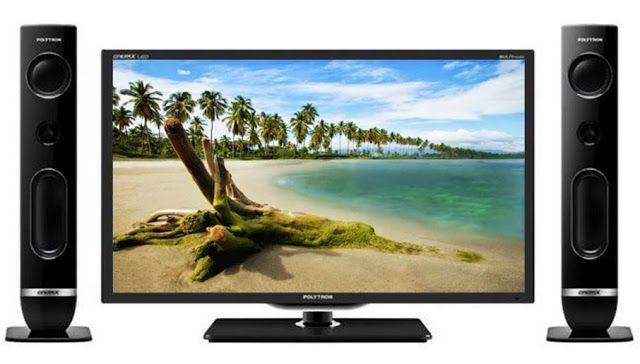 Harga TV LED Polytron Cinemax 32 inch Seri PLD32T710   Led
