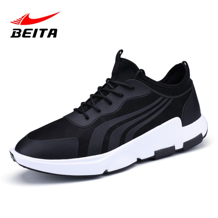 Beita 2017 Men new Running Shoes Breathable Male Mesh Outdoor Athletic Shoes Sneakers Men Trainers Zapatillas Deporte Mujer #Affiliate