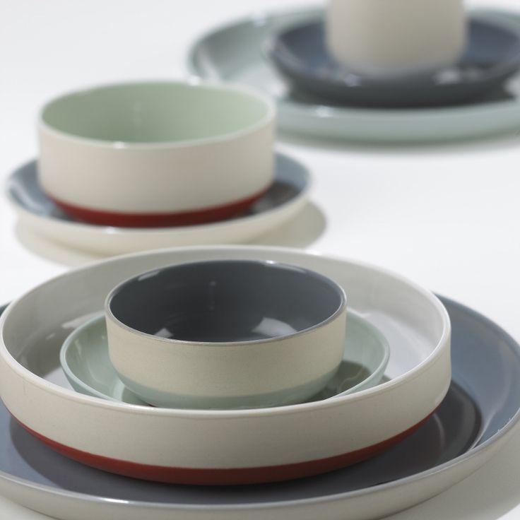 Servies van Imperfect Design | Ontwerp Arian Brekveld | imperfectdesign.nl