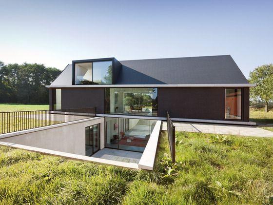 Villa in Geldrop Hofman Dujardin Architects