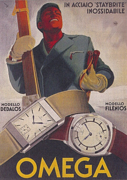 Vintage posters   classic posters   advertising posters   Watches
