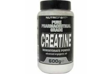 Nutrisport Creatine Powder 600g + Free Sample Price: WAS £22.74 NOW £18.79