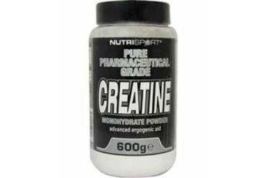 Nutrisport Creatine Powder 600g + Free Sample Price: WAS £22.74 NOW £18.79