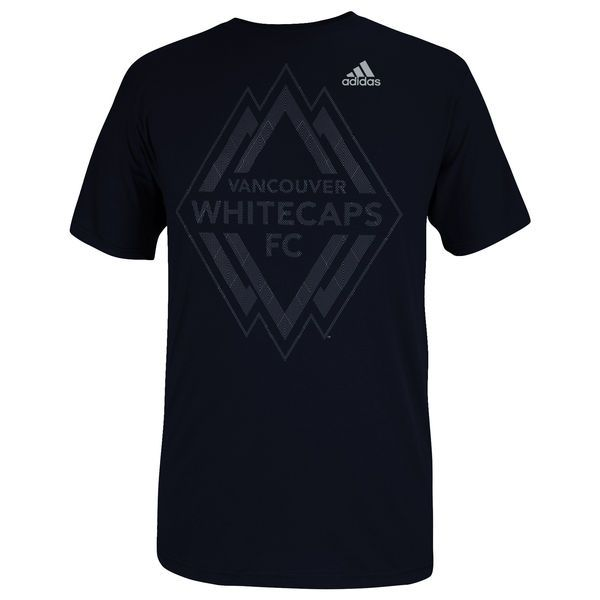 Vancouver Whitecaps FC adidas End of the Line T-Shirt - Navy Blue - $13.91