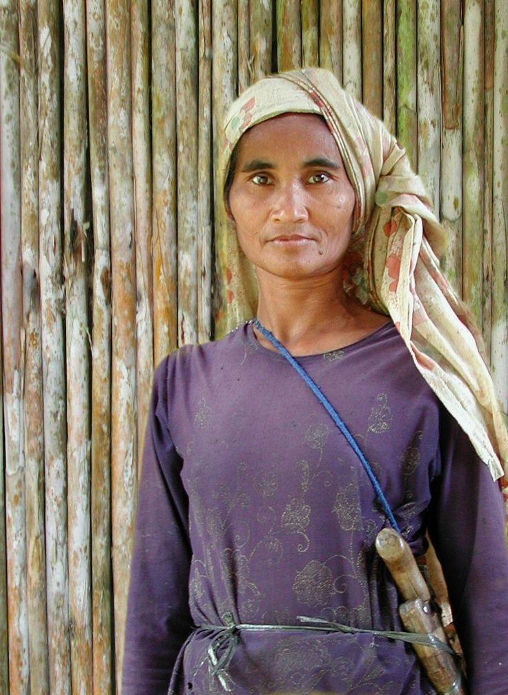 Irus of Rokan Hulu, Sumatra, Indonesia by Hank Hammatt