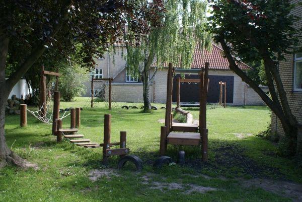 Mostek Sintra: naturalny plac zabaw