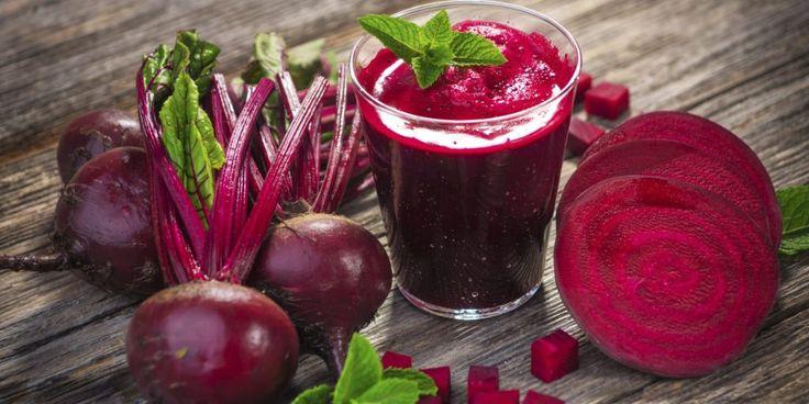 Best food for harder erection red beets