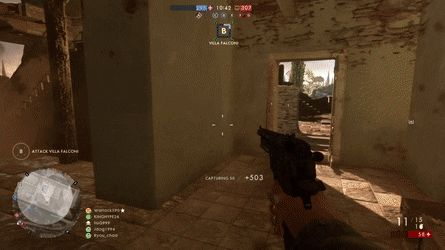 I've seen some strange things on the battlefield.. but this is definitely up there http://ift.tt/2jVVYIi