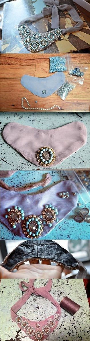 Collar Necklace – DIY