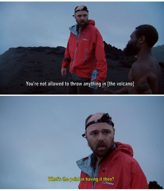 Karl Pilkington; An Idiot Abroad