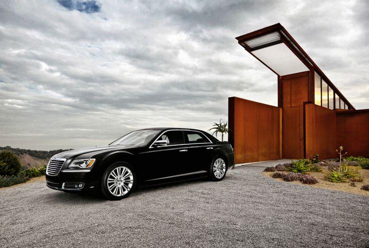 2012 Chrysler 300: Full size sedan for the entire family.