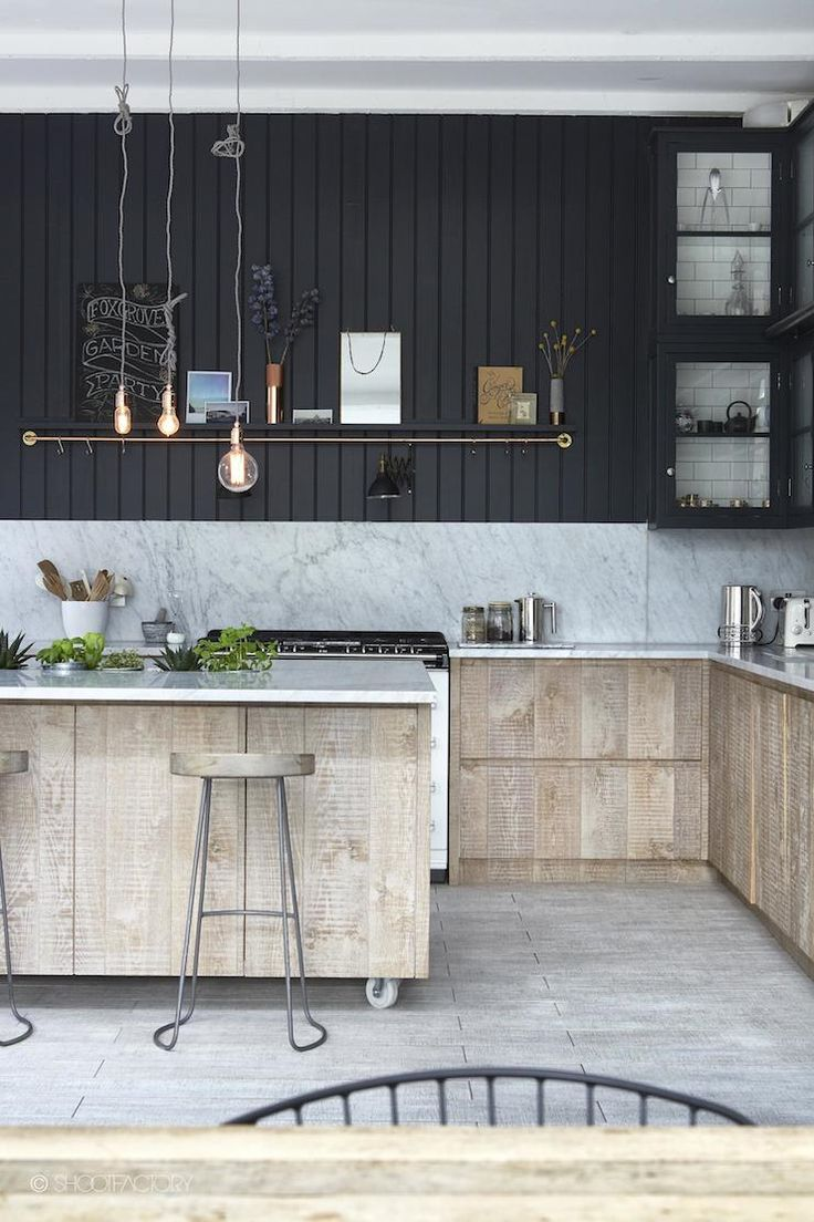 1611 best kitchens 1 for inspiring food images on pinterest industrial and contemporary kitchen london home 3