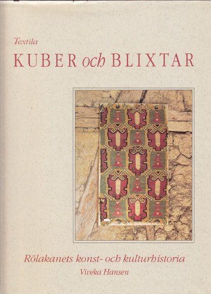 Textila Kuber och Blixtar... | Viveka Hansen | 280 SEK