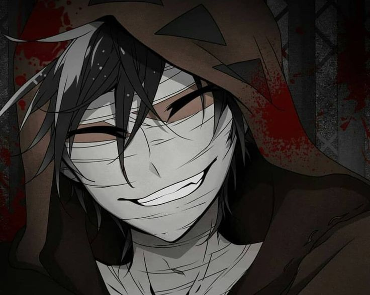 . . . . . Angels of death . . . . . . #anime #zack…