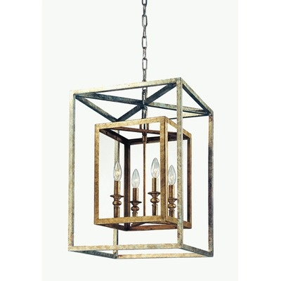 Troy Lighting Morgan 4 Light Pendant