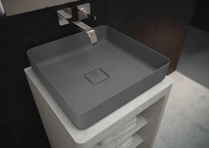 MIENA: FINE-EDGED WASHBASIN BOWLS FROM KALDEWEI