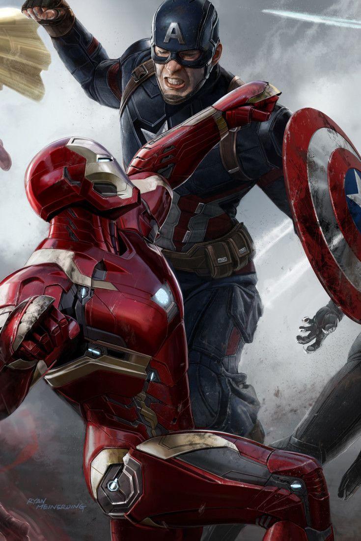 캡틴 아메리카 : 시빌 워 개봉 첫날 흥행 신기록을 수립하다