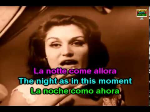 Learn French Dalida Come prima