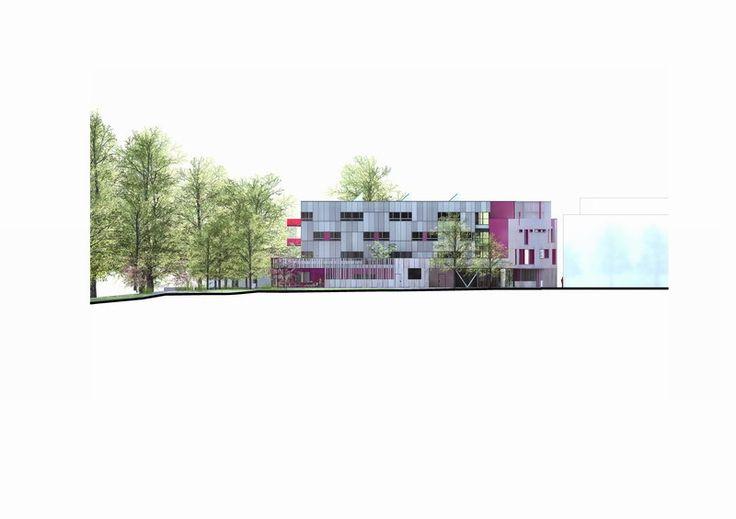 Senior's Residence / a/LTA