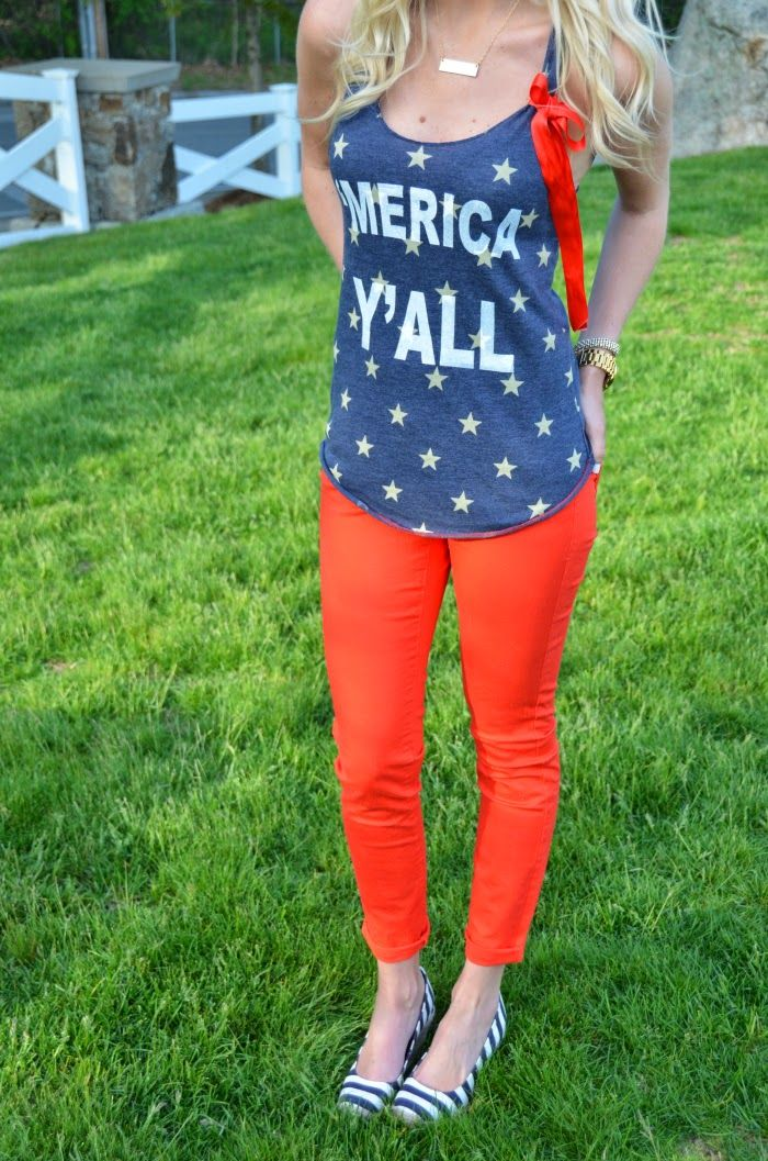 'Merica Y'all! Tee- Hold Fast Print Works