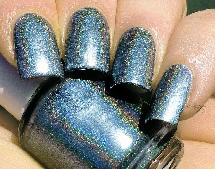 Chapel swatched by @nailgunxs