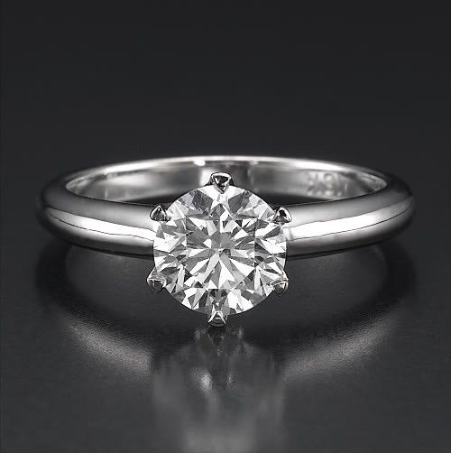 Possible engagement ring?