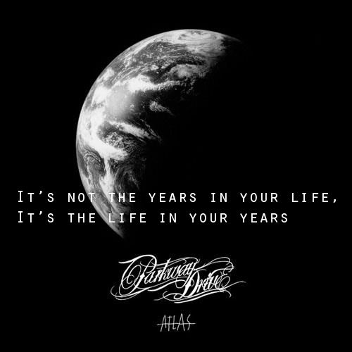 The River, Parkway Drive favorite fucking song