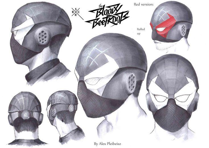 New Sir Bob Cornelius Rifo Mask Design