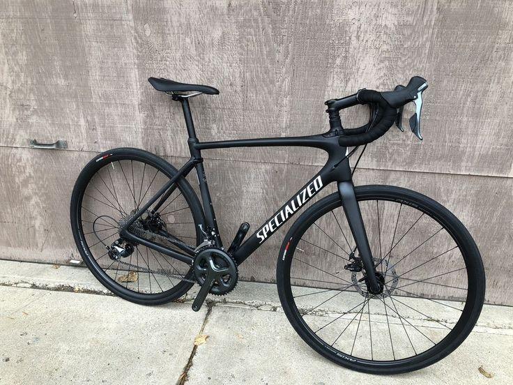 2018 Specialized Roubaix 56 cm Carbon Road Bicycle Carbon
