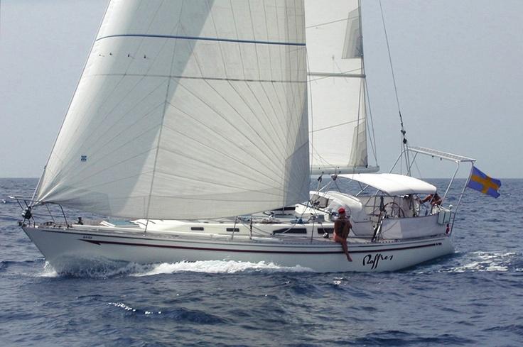 Sailingvessel Raffles