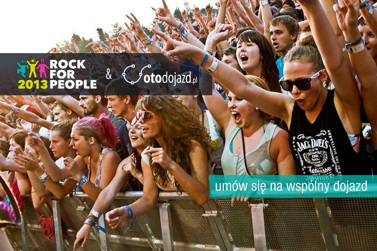 Otodojazd & Rock for People in Hradec Kralove #rockforpeople #otodojazd #hradeckralove #czech #festival