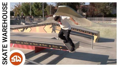 Primitive Demo Ft. Paul Rodriguez, Bastien Salabanzi, Trent McClung, and More – Skate Warehouse: Source: Skate Warehouse on YouTube…