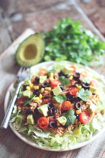 Health, Food and Fitness : Clean Eating Crockpot Chicken Tacos