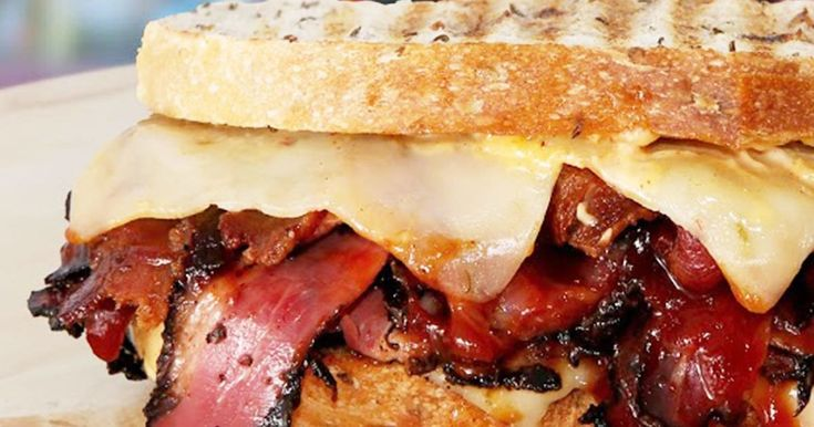 Sam LaGrassa's  Grilled Specialty Sandwich 4 Pack on Goldbely.com. At Goldbely we are explorers of food and we are finding the most ridiculously yummy foods and shipping them to your door. You're welcome!