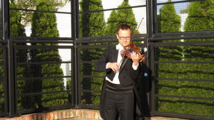 Bydgoszcz ao som do violino...