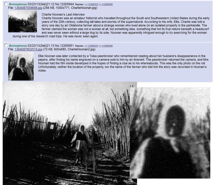 A Creepy Story... Must Read!