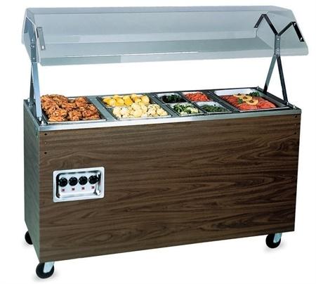 Affordable Portable™ Hot Food Station