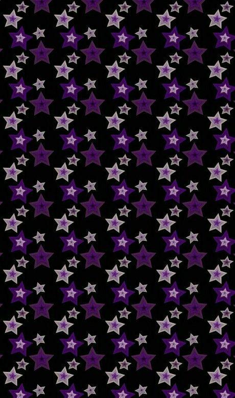 Purple Star Wallpaper Iphone Wallpapers Pinterest