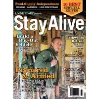 Living Ready Presents Stay Alive Magazine | Living Ready Online Store